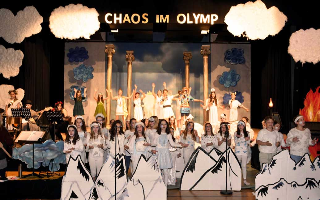 Chaos im Olymp – 2019