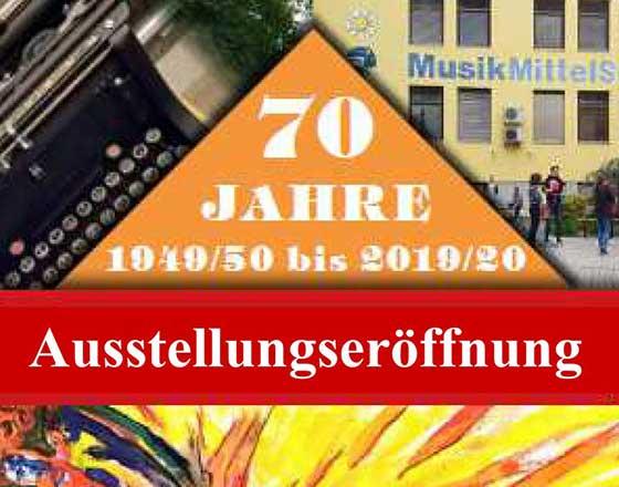 70 Jahre HS, NMS / 30 Jahre MHS, MMS