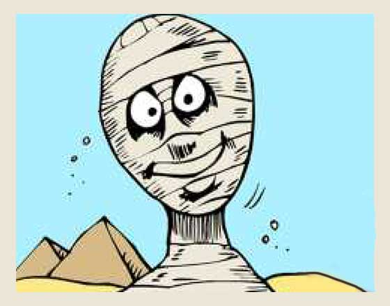 Musical 2020 - Das Rätsel der Mumie